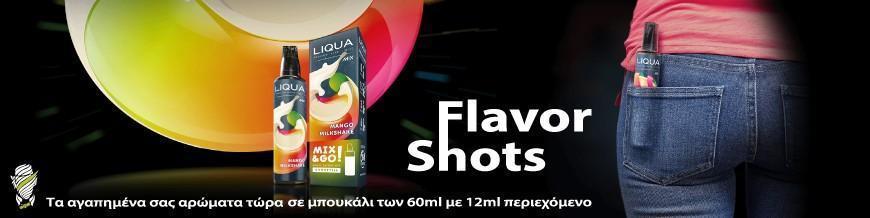Liqua Flavorshots