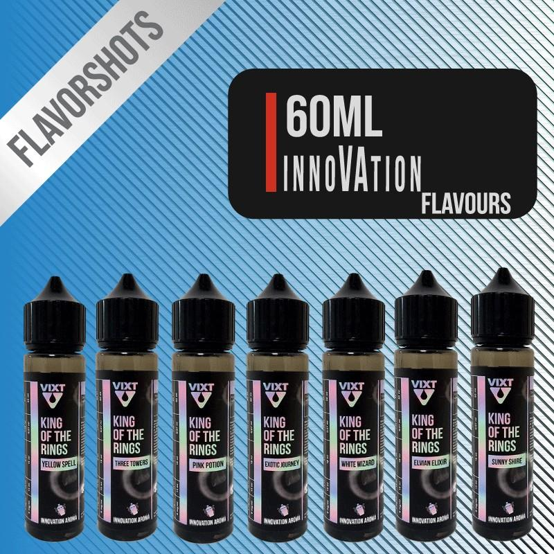 Innovation  Flavorshots King Of The Rings 60ml